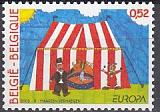 CEPT Belgien 2002 **