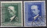 Deutsches Reich Mi.-Nr. 760/61 oo
