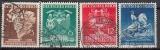 Deutsches Reich Mi.-Nr. 768/71 oo