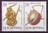 Cept - Albanien 2014 **