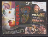 CEPT Albanien Block 2003 **