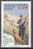 CEPT Andorra frz. 2003 **