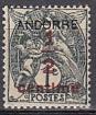 frz. Andorra Mi.-Nr. 1 **