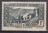 frz. Andorra Mi.-Nr. 24 **