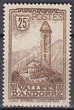 frz. Andorra Mi.-Nr. 31 **