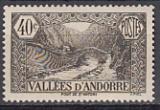 frz. Andorra Mi.-Nr. 59 **