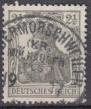 Deutsches Reich Mi.-Nr. 98 oo