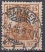Deutsches Reich Mi.-Nr. 100 a oo gepr.