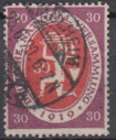 Deutsches Reich Mi.-Nr. 110 c oo gepr.