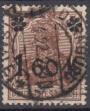 Deutsches Reich Mi.-Nr. 154 I a oo gepr.