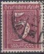 Deutsches Reich Mi.-Nr. 158 oo gepr.