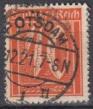 Deutsches Reich Mi.-Nr. 163 oo gepr.