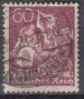 Deutsches Reich Mi.-Nr. 165 oo gepr.