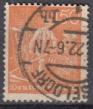 Deutsches Reich Mi.-Nr. 169 oo gepr.