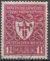 Deutsches Reich Mi.-Nr. 199 a oo gepr.