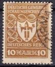 Deutsches Reich Mi.-Nr. 203 a oo gepr.