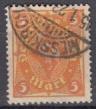 Deutsches Reich Mi.-Nr. 205 oo gepr.