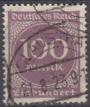Deutsches Reich Mi.-Nr. 268 b oo gepr.