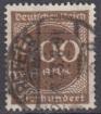 Deutsches Reich Mi.-Nr. 271 oo gepr.