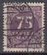 Deutsches Reich Mi.-Nr. 276 oo gepr.