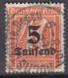 Deutsches Reich Mi.-Nr. 277 oo gepr.