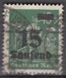 Deutsches Reich Mi.-Nr. 279 a oo gepr.
