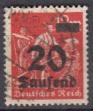 Deutsches Reich Mi.-Nr. 280 oo