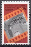 CEPT Andorra frz. 2004 **