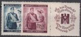 Böhmen und Mähren Mi.-Nr. 53/54 ZF **