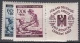 Böhmen und Mähren Mi.-Nr. 62/63 ZF **