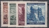 Böhmen und Mähren Mi.-Nr. 75/78 **