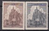 Böhmen und Mähren Mi.-Nr. 140/41 **