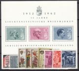 Liechtenstein - Jahrgang 1962 **