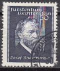 Liechtenstein-Mi.-Nr. 170 oo