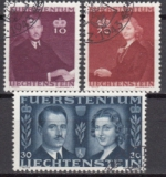 Liechtenstein-Mi.-Nr. 211/13 oo
