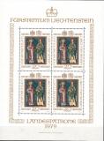 Liechtenstein Kleinbogen Mi.-Nr. 734 **