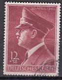 Deutsches Reich Mi.-Nr. 813 x oo