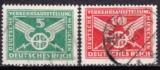Deutsches Reich Mi.-Nr. 370/71 X oo