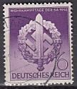 Deutsches Reich Mi.-Nr. 818 oo