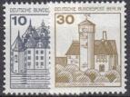 Berlin Mi.-Nr. 532+534 A II **
