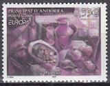 CEPT Andorra frz. 2005 **
