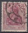 Deutsches Reich Mi.-Nr. 197 a oo gepr.