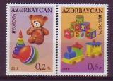 CEPT Aserbaidschan 2015 **