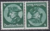 Deutsches Reich Mi.-Nr. K 17 **
