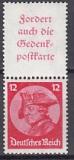 Deutsches Reich Mi.-Nr. S 102 **