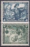 Deutsches Reich Mi.-Nr. SK 19 **