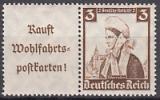 Deutsches Reich Mi.-Nr. W 102 **