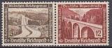 Deutsches Reich Mi.-Nr. W 115 **