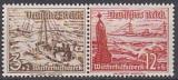 Deutsches Reich Mi.-Nr. W 131 **