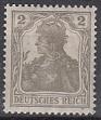 Deutsches Reich Mi.-Nr. 102 x ** gepr.